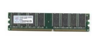 Super Talent Ddr400 512 Mb64 X 8 Sin Disipador Memoria D32 P