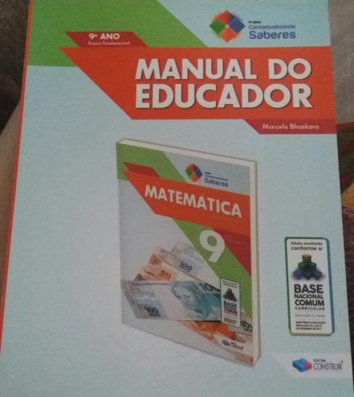 Manual Do Educador Matemática 9 Ano