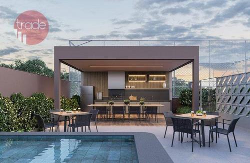Apartamento Com 3 Dormitórios À Venda, 132 M² Por R$ 752.000,00 - Jardim Botânico - Ribeirão Preto/sp - Ap6591
