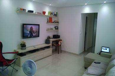 Apartamento Com 2 Dorms, Boqueirão, Santos - R$ 530 Mil, Cod: 4498 - V4498