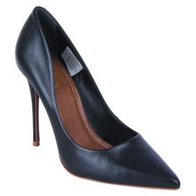 Zapato Vestir Pollini Mujer Negro - S510