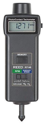 Tacómetro De Fotos De Contacto Combinado R7140 De Reed In