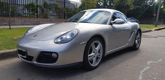 Porsche Cayman 2.7 265cv (987) 30mil Km 2011 Patentado 2013