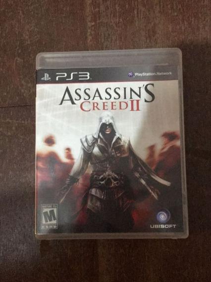 Assassins Creed 2 - Ps3 - Midia Fisica Em Cd Original