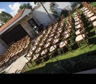 Silla Cross Back Madera Fabricantes