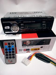 Reproductor De Carro Equipo De Sonido