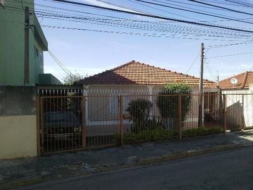 Vendo Duas Casas Em Terreno De 1.650 M² Na Vila Aiello, Jundiaí, ´srvores Frutíferas, Excelente Localização. - Ca00104 - 2585212