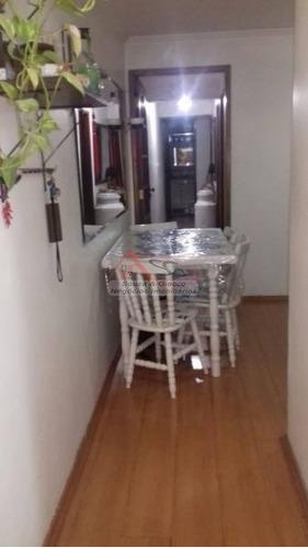 Imagem 1 de 30 de Apartamento Padrão Para Venda - Condomínio Fechado - Jardim Miriam - Id 1326 - 1326