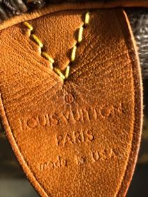 Louis Vuitton Bolso Speedy30 Original De Usa