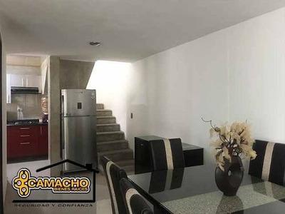 Casa En Renta En Camino Real A Cholula Opc-0214