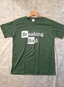 Camisa Breaking Bad - Produto Oficial