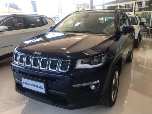 Jeep Compass 2.4 Longitude Automatica 4x2 2021 Stock Fisico