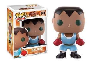 Funko Pop Street Fighter Balrog 141
