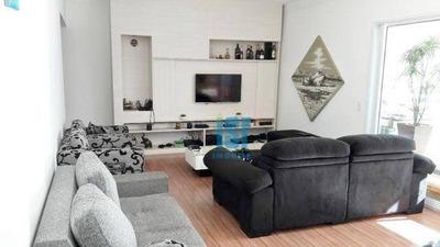 Apartamento No Lorian Boulevard, Com 4 Dormitórios À Venda, 167 M² Por R$ 1.275.000 - Umuarama - Osasco/sp - Ap20583. - Ap20583