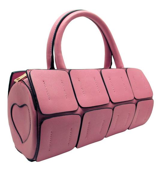 Cartera Geométrica Eco Cuero Premium. Diseño Exclusivo !!!