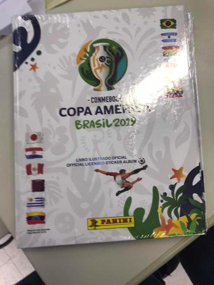 Copa América 2019 Capa Dura Completo