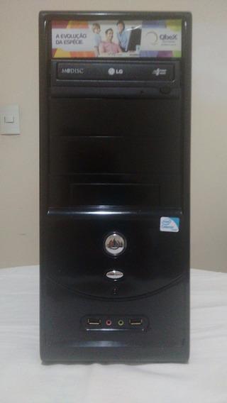 Computador Intel Celeron 4 Gb Ddr3 -hd 500 - Gravador De Dvd
