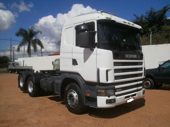 Scania 124g 400 Ano 03 6x2
