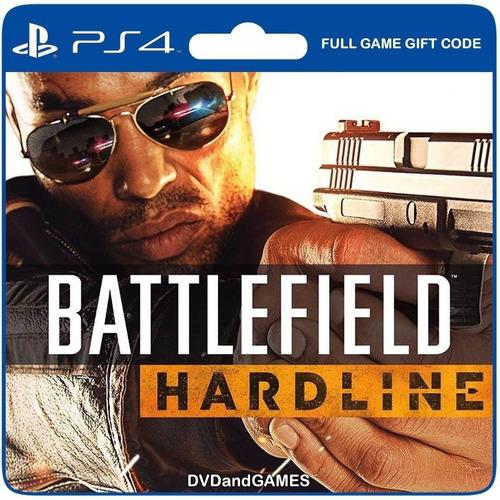 Battlefield Hardline Juego Ps4 Original Play 4 + Español