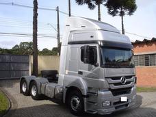 Mercedes-benz Axor 2544 Automática 6x4 Top Ano 2014