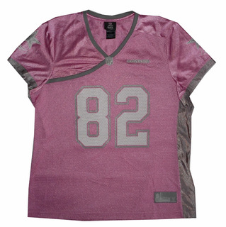 Camiseta Nfl - Dallas Cowboys (mujer) - Xl - Original - 021