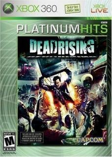 Dead Rising Platinum Hits - Xbox 360