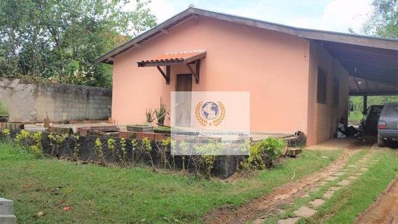 Chácara Com 2 Dormitórios À Venda, 1350 M² Por R$ 390.000 - Village Campinas - Campinas/sp - Ch0063