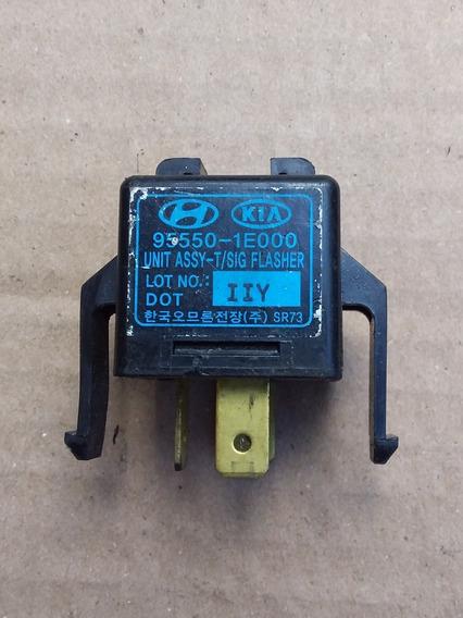 Relé Do Pisca Hyundai H20 Kia Cerato 95550-1e000