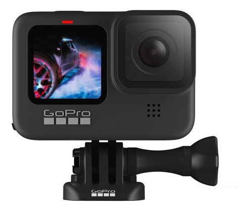 Câmera Filmadora De Ação Gopro Hero9 Black 4k 60fps Ultrahd