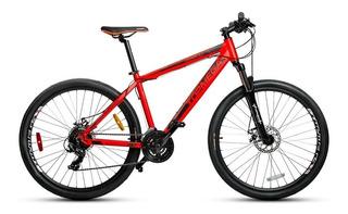 Bicicleta Mountain Topmega Zesty Rodado 27.5 Shimano 21v