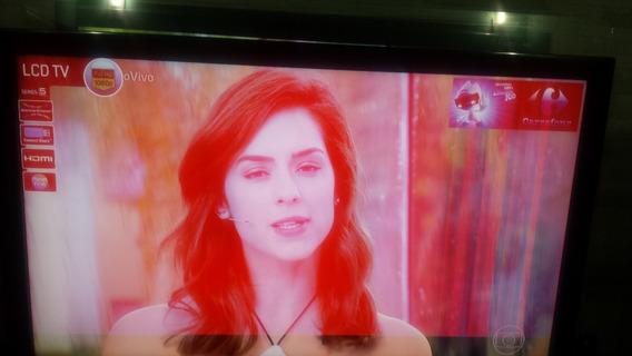 Tv Samsung Full Hd Com Defeito Na Imagem