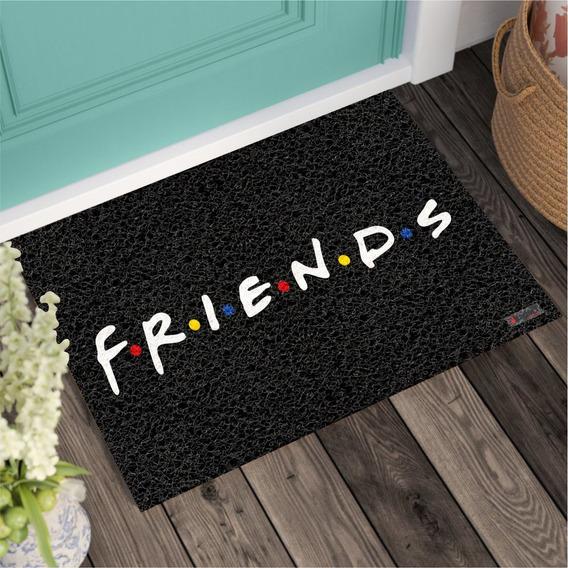 Tapete Capacho Personalizado - Friends - 0517-01