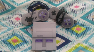 Super Nintendo Nes Classic Edition