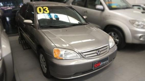 Civic Sedan Lx 1.7 16v 115cv Mec. 4p