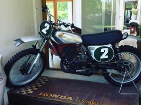 Honda Cr 250 Elsinore Original Coleccion