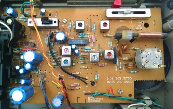 Placa Do Radio Philips Ar150 Para Desmanche Peças Placas