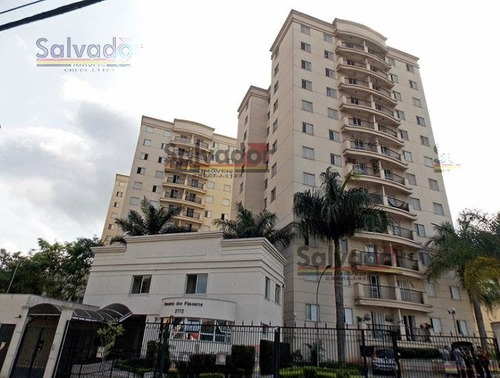 Apartamento Na Av Padre Arlindo Vieira - Jd Vergueiro - Sp - 6662