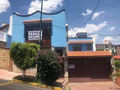 Hermosa Residencia Estilo Mexicano A 7 Mints. De Sta Fe