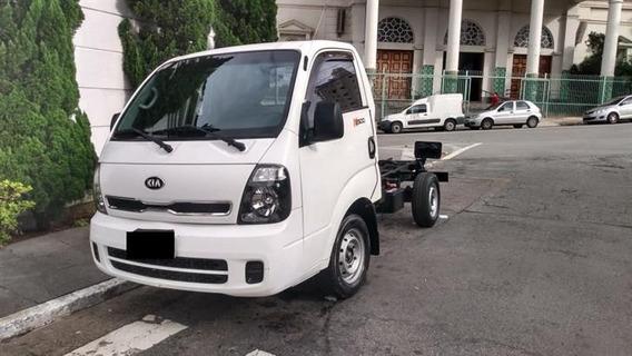 Kia Bongo K-2500 2.5 4x2 Tb Diesel 2016 Branco Doc Ok
