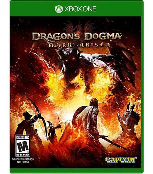 Dragons Dogma Arisen Xbox One
