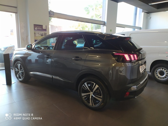 Peugeot 3008 1.6 Gt Line Thp At 2020