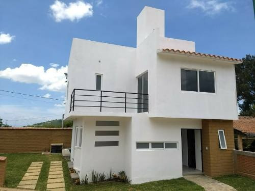 Excelentes Casas En Tlayacapan