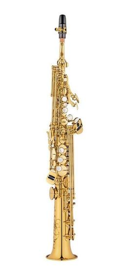 Soprano Saxophone En Si Bemol Jupiter Jss-1100q Estuche