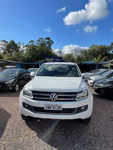 Imagem 1 de 11 de Volkswagen Amarok 2.0 Highline 4x4 Cd 16v Turbo Intercooler