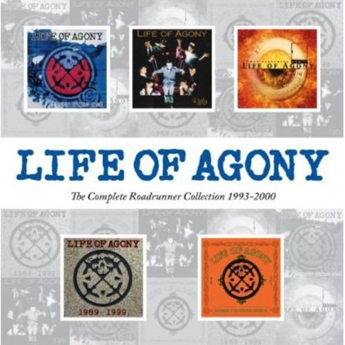 Cd Life Of Agony The Complete Roadrunner