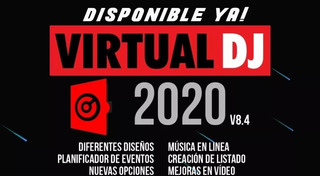 Virtual Dj 2020 Licencia Full
