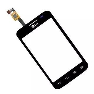 Tela Vidro Touch Screen L4 2 E445 E467 E470