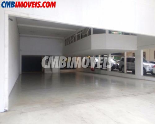 Imagem 1 de 8 de Salão Comercial Para Locação Na Chácara Da Barra Em Campinas - Sl03617 - Sl03617 - 69568883