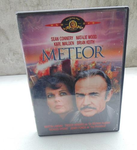 Imagen 1 de 4 de Meteor  1979 Vhs