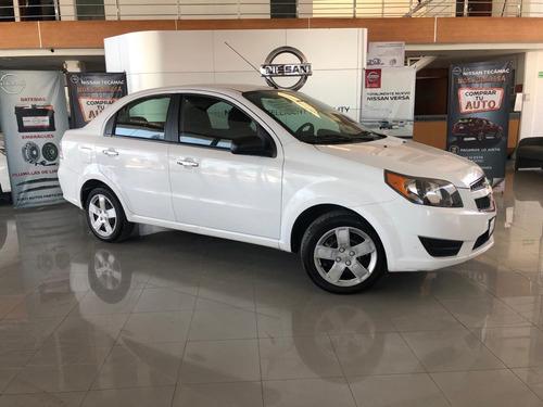 Imagen 1 de 15 de Chevrolet Aveo Lt Tm 2018